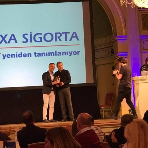AXA Sigorta 2016 Yılı Ödülleri