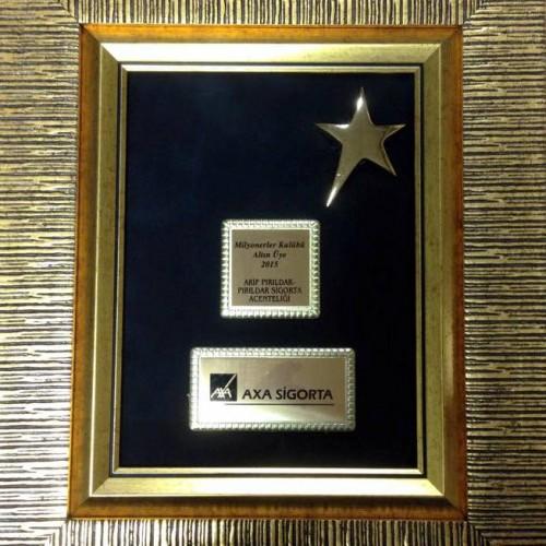 AXA Sigorta 2014 Ödülleri