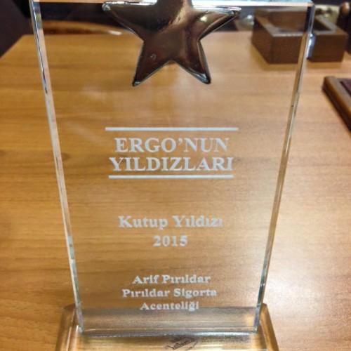 ERGO Sigorta 2015 Yılı Ödülleri